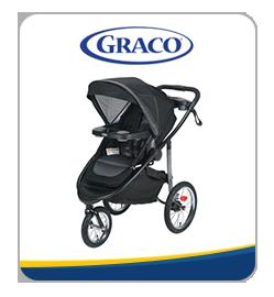 3-Wheel Strollers