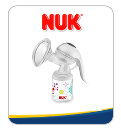 NUK Breast Pumps